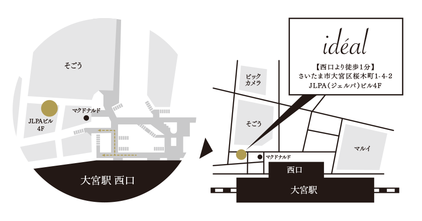 ideal地図